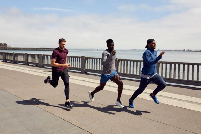 Gap dives into men's sportswear with new brand