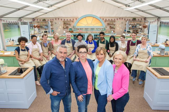 The 2016 finale of 'The Great British Bake Off' was the most-watched broadcast in a decade.