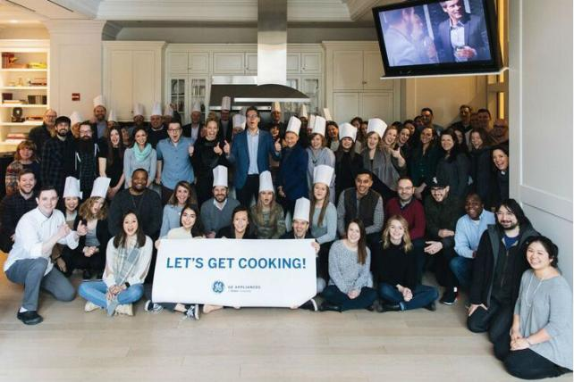 GE Appliances Names FCB Creative Agency of Record