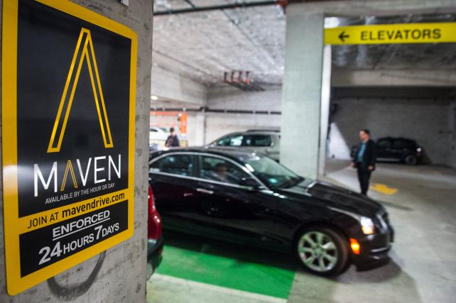 Maven launches in Chicago.