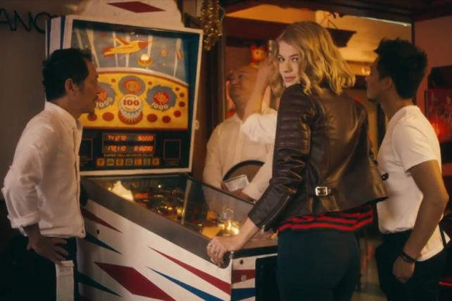 Gap's recent campaign was directed by Sofia Coppola.