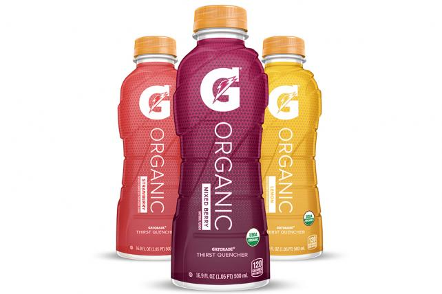 The organic product offering G Organic is available in Lemon, Strawberry and Mixed Berry flavors.