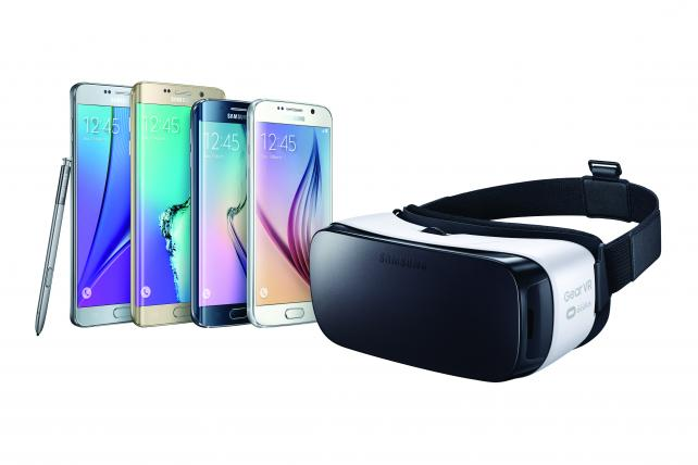 Samsung Gear is making VR more affordable.