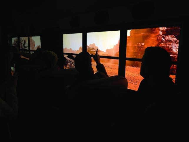 McCann's 'Field Trip to Mars' Keeps Soaring, Nabs Top Andy