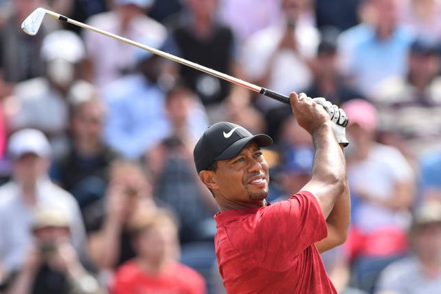 Woods puts a Tiger in NBC's tank as British Open ratings hit 18-year-high