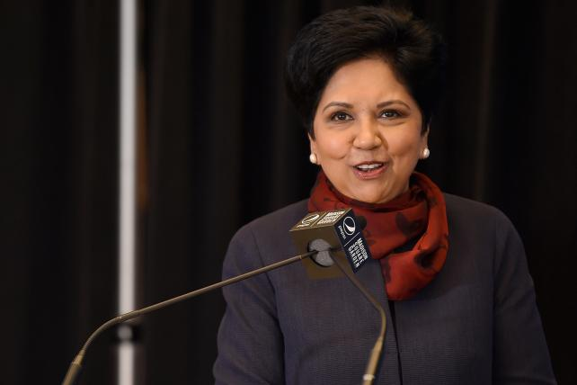 PepsiCo CEO Indra Nooyi will depart in October