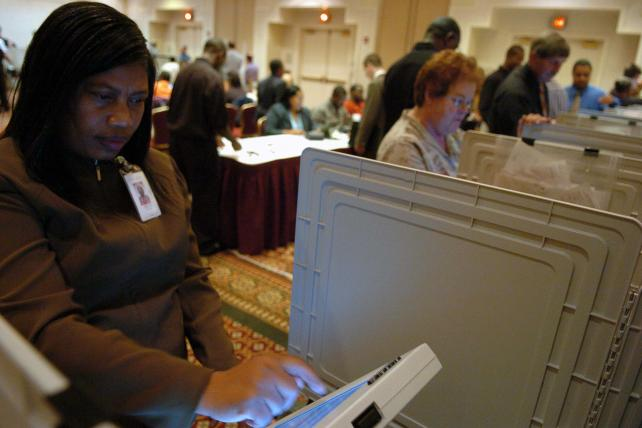 IoT: Can You Rig an Election by Hacking a Voting Machine?