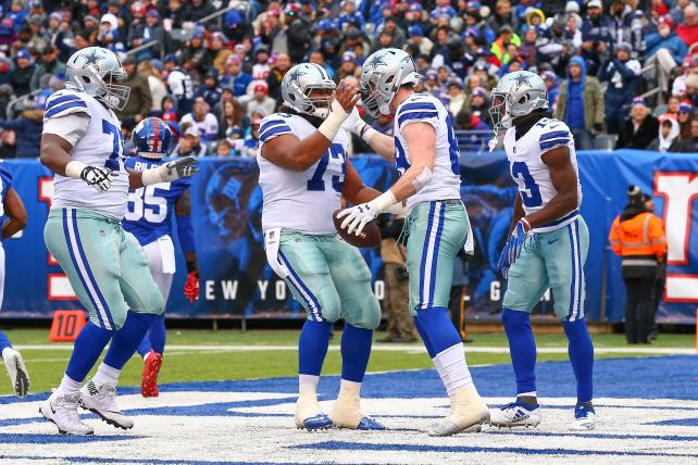 The Cowboys and Bears will stoke the NFL's playoff ratings fire