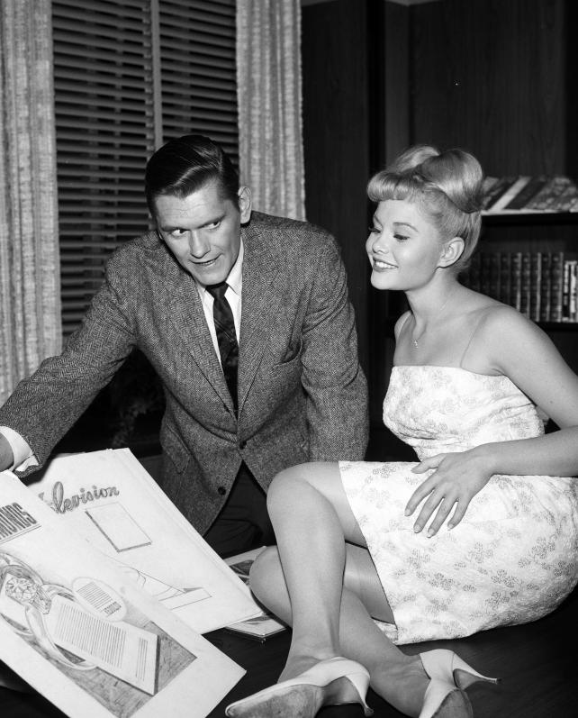Where have you gone, Dick York?