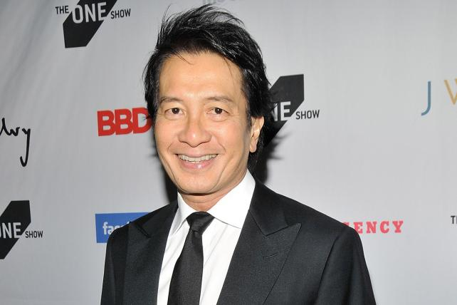 Tham Khai Meng attends the 2011 One Show at Alice Tully Hall, Lincoln Center, in New York City.