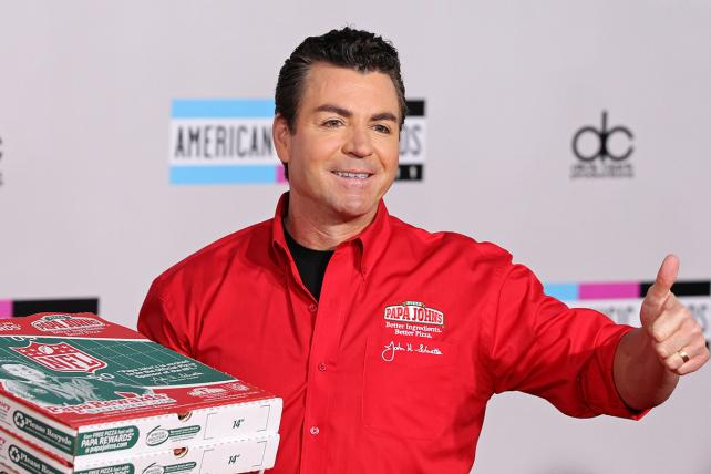 Laundry Service responds to accusation of extortion by Papa John's founder