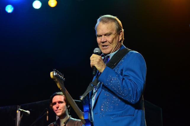 Glen Campbell at the Sands Event Center on October 26, 2012 in Bethlehem, Pennsylvania