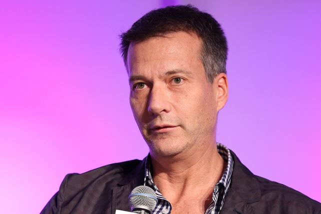 Mark Crumpacker at Variety's Spring 2014 Entertainment and Technology Summit in California.