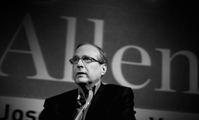 Microsoft co-founder Paul Allen dies at 65
