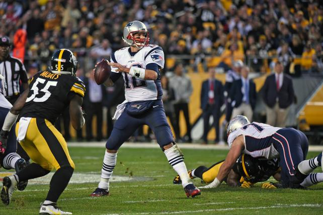 Tom Brady suits up for his seventh Super Bowl this Sunday.