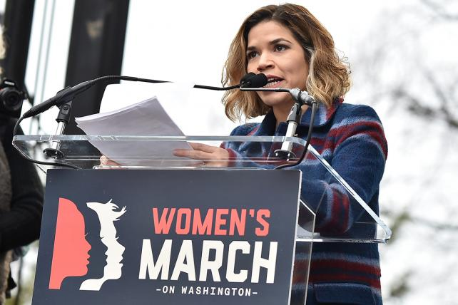 Q&AA: America Ferrera on activism and the great outdoors