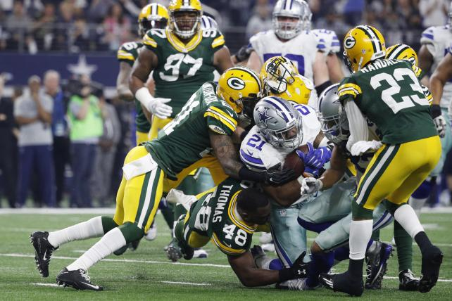 Ratings Forecast: Packers-Cowboys Game Will Draw 30 Million Viewers