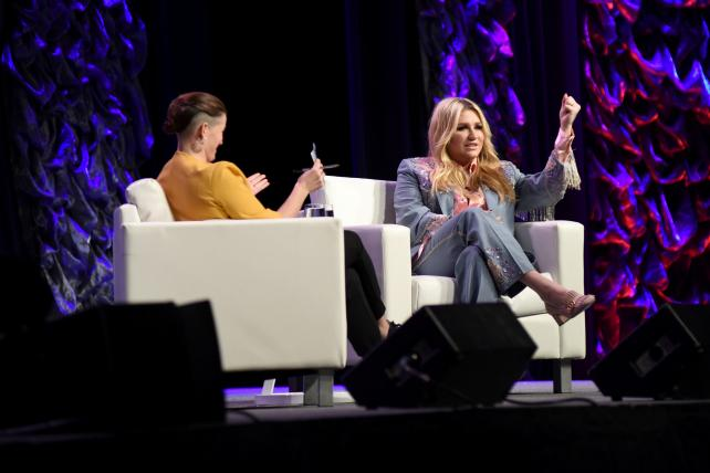 SXSW: Kesha Says the Internet Is Not a Healthy Place