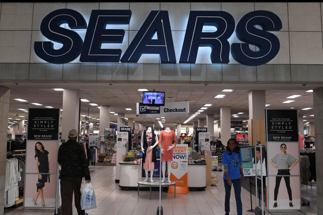 Though it doesn't command the same media spend that it once did, Sears is still the sixth-largest retail advertiser in the U.S., according to Ad Age's Datacenter.