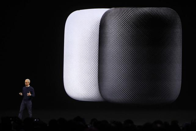 Apple Will Market the Siri Home Pod as a Less-Creepy Alternative