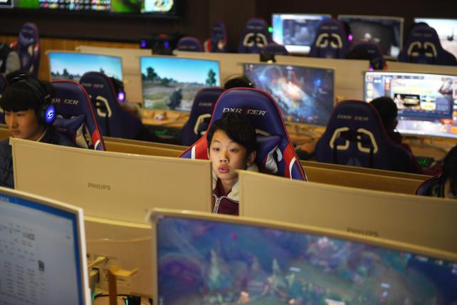 Can China's government really limit how long kids play games?