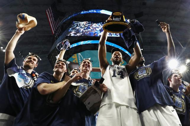 Hoop screams: March Madness finals sink to a new low
