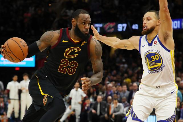 Despite the same ol' same ol', NBA fans haven't soured on Cavs-Warriors