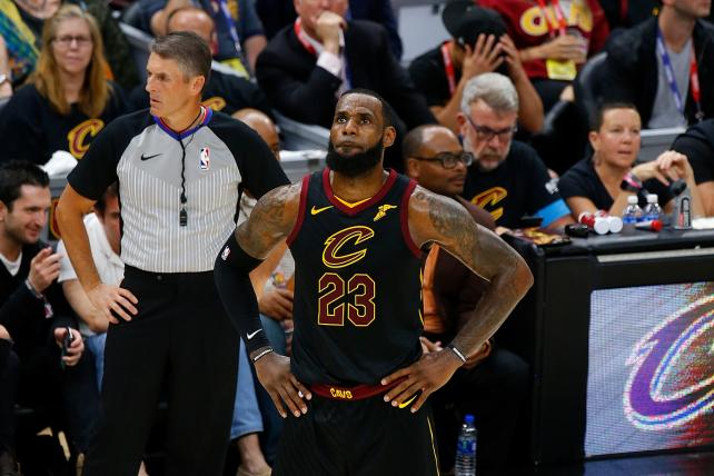 NBA Finals sweep takes a bite out of ABC's ad sales haul