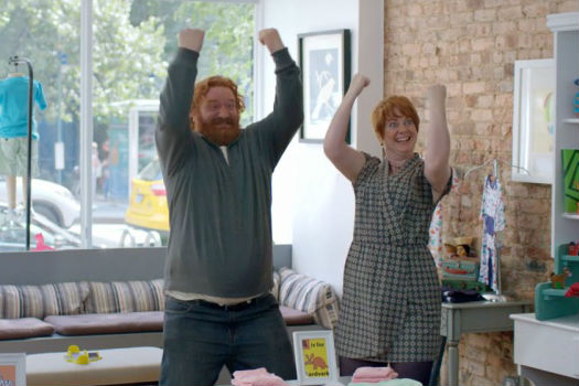GoDaddy Targets Small Businesses With Quirky Fall Campaign