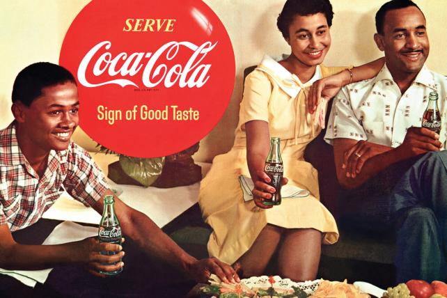 How Mary Alexander became Coke's first black female model