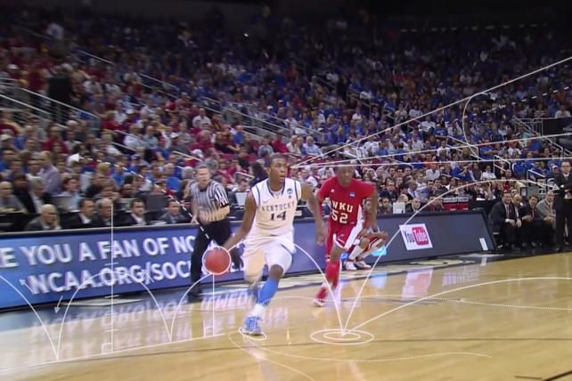 Google Cloud Begins First Ad Push With NCAA March Madness