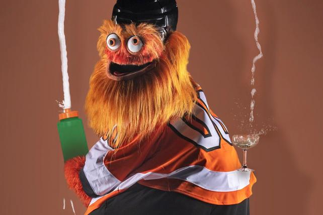 True Gritty, or how a mystifying new NHL mascot won the Internet