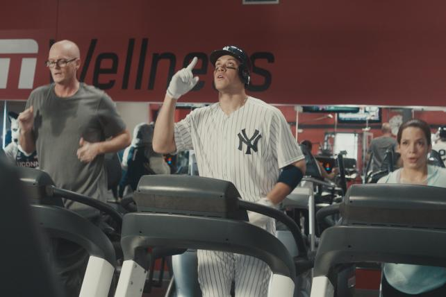 Aaron Judge goes yard in ESPN's first post-Wieden 'SportsCenter' campaign, made in-house