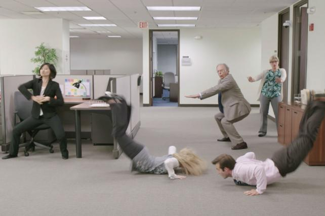 The Hartford Livens Up the Work Day With 'Play On' Campaign