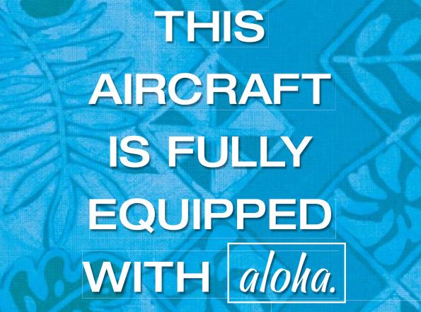 Hawaiian Airlines Woos New Yorkers