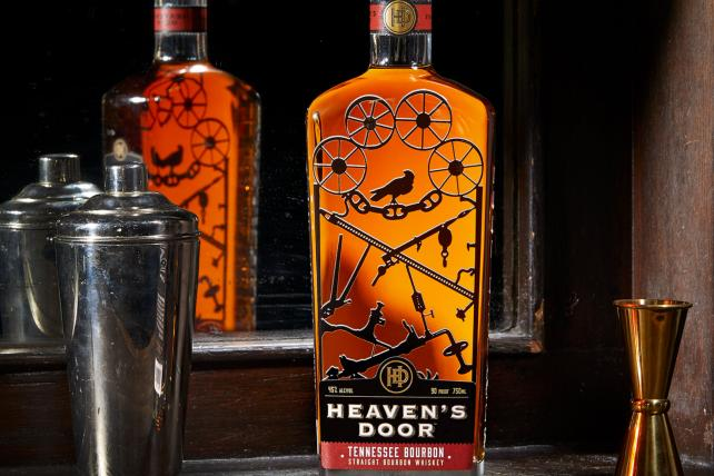 Heavens Door whiskey