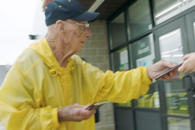 Bob Williams Heartwarming Video
