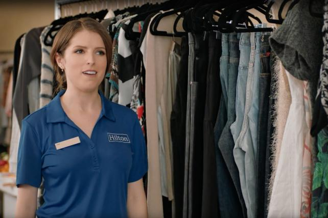 Hilton doubles-down on 'book direct' messaging with Anna Kendrick campaign