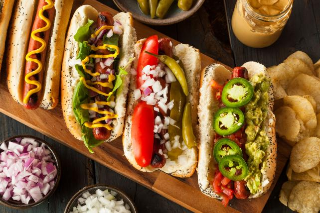 The New British Delicacy: Hot Dogs