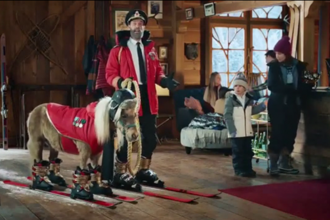 Watch the newest ads on TV from Hotels.com, Groupon, DirecTV and more