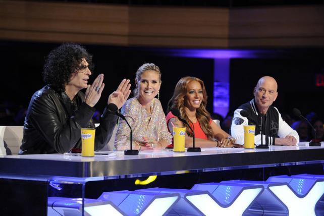 Howard Stern on 'America's Got Talent'
