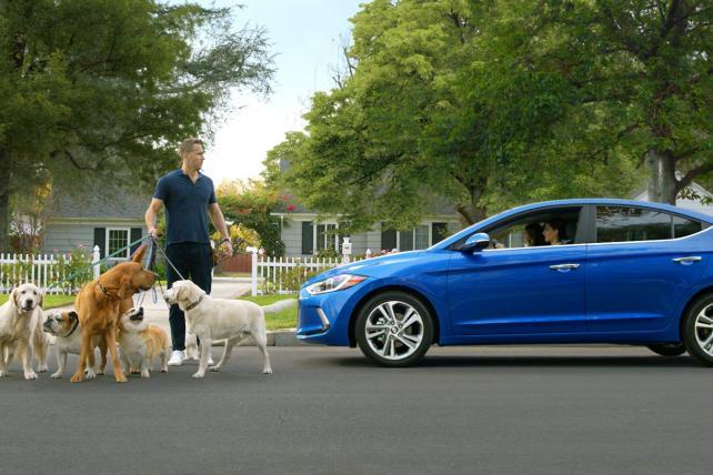 Hyundai Super Bowl ad with Ryan Reynolds