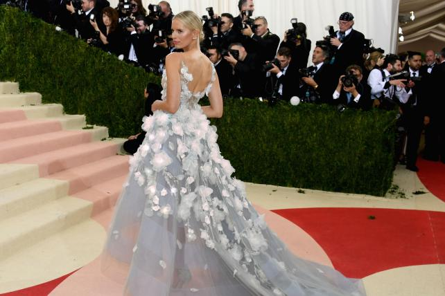 IBM and Marchesa Will Debut 'Cognitive Dress' at Met Gala