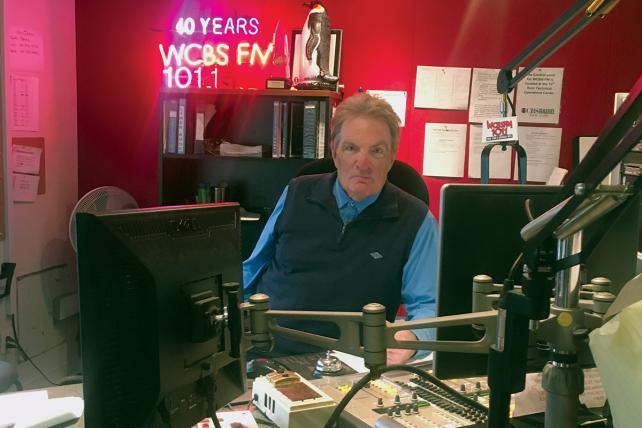 CBS-FM 101.1's Scott Shannon