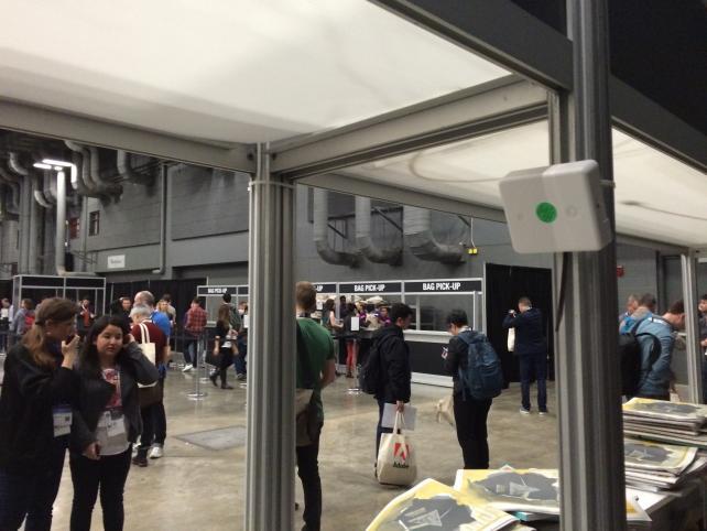 Beacons at SXSW