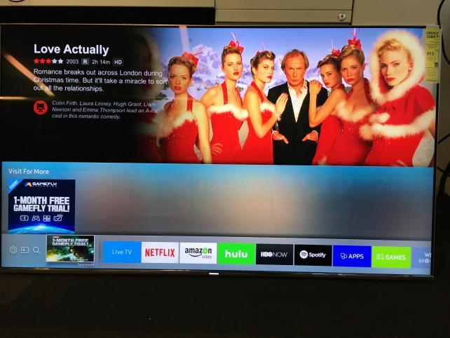Samsung Updates Smart Tvs To Force Ads Onto Menu Screen Digital