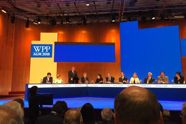 WPP general meeting