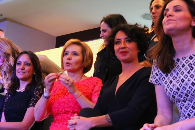 Honorees Liliana Inigo Elias, Rocio Elizondo, Paola Figueroa and Marta Ruiz-Cuevas.