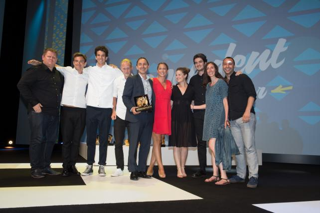 Cannes Lions Independent Agency of the Year Droga5.