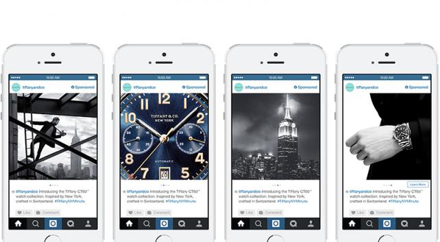 Old Navy Among First Brands to Use Instagram's Carousel ...